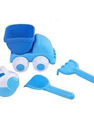 Недорогие -Игрушки для пляжа Песочные часы Игрушечные машинки Пляжные игрушки Игрушки Автомобиль Праздник Оригинальные Веселье Мальчики Девочки Куски