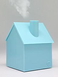 1 pc diy aleatória cor aromaterapia ar humidifieressential óleo difusor fogger ultra-som aromático difusor névoa fabricante para