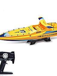 Недорогие -NQD 757T-6026 1:10 RC лодка Бесколлекторный электромотор 2ch