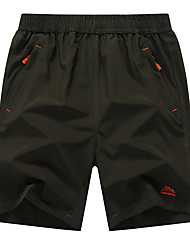 cheap -Men's Hiking Shorts Outdoor Waterproof, Quick Dry, Breathable Pants / Trousers Climbing - SPAKCT
