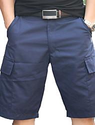 abordables -Pantalones cortos Bremuda Hombre Impermeable / Resistente al Viento / Listo para vestir Clásico Shorts / Malla corta / Prendas de abajo