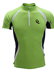 Running T-Shirt Short Sleeves Quick Dry Anatomic Design Moisture Permeability Breathable Limits Bacteria Ultra Light Fabric smooth