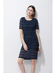 Sign FIG ebay AliExpress Europe and America sexy lace dress and long sections Slim large spot