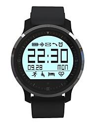 baratos -Relógio inteligente Monitor de Batimento Cardíaco Calorias Queimadas Pedômetros Video Câmera Distancia de Rastreamento Suspensão Longa