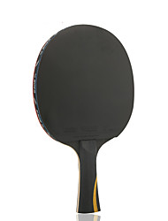 Ping Pang/Table Tennis Rackets Ping Pang/Table Tennis Ball Ping Pang Rubber Long Handle Pimples 1 Racket 3 Table Tennis Balls 1 Table