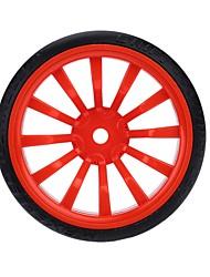 4Pcs/Set 1/10 Drift Car Tires Hard Tyre for Traxxas HSP Tamiya HPI Kyosho On-Road Drifting Car