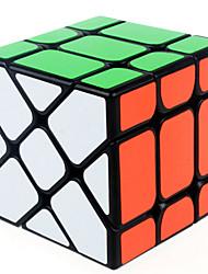 Недорогие -Волшебный куб IQ куб YONG JUN 3*3*3 Спидкуб Кубики-головоломки головоломка Куб Гладкий стикер Игрушки Универсальные Подарок