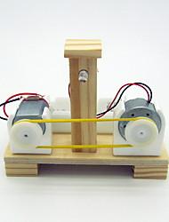 Недорогие -Игрушки для изучения и экспериментов Обучающая игрушка Игрушки Цилиндрическая Пульт управления Своими руками Мальчики Девочки Куски