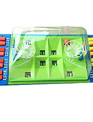 Недорогие -Настольный баскетбол Обучающая игрушка Игрушки Веселье Сфера Мини 1 Куски Подарок