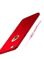economico -Per iPhone 8 iPhone 8 Plus Custodie cover Ultra sottile Custodia posteriore Custodia Tinta unica Resistente PC per Apple iPhone 8 Plus