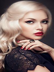 Недорогие -Блондинки 613 темных корней мягких человеческих волос парики шнурка бесклеевая бразильская человеческая девственница фронт шнурок волос