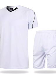 Homme Football Gilet/Sans Manche Respirable Printemps Eté Automne Polyester Football