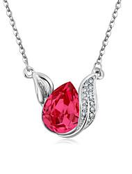 Dámské Náhrdelníky s přívěšky Šperky Heart Shape Šperky Křišťál Slitina Jedinečný design Módní Euramerican Šperky ProPárty Ostatní Obřad