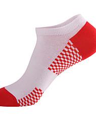 economico -Sotto la caviglia Per uomo Traspirante Basso attrito-6 Pairs per Yoga Pilates Golf Ciclismo/Bicicletta LeisureSports Football americano