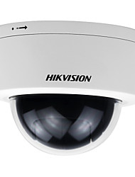 abordables -HIKVISION DS-2DE3304W-DE 3.0 MP Interior with Infrarrojo 128(Detector de movimiento PoE Stream Doble Acceso Remoto Impermeable Conecte y