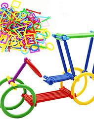 Недорогие -Конструкторы Обучающая игрушка Игрушки Игрушки Детские 150 Куски