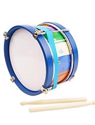 Недорогие -Барабанная установка Игрушечные инструменты Игрушки Своими руками Квадратный Музыкальные инструменты Барабанная установка Куски Дети