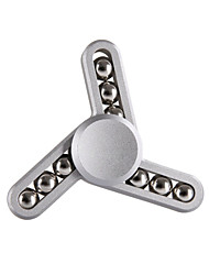 Fidget Spinner Hand Spinner Toys Tri-Spinner Metal Aluminium EDCRelieves ADD, ADHD, Anxiety, Autism for Killing Time Focus Toy Stress and