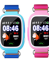 Kid's Kids' Smart Watch Fashion Watch Wrist watch Bracelet Watch Digital LED Touch Screen Remote Control Water Resistant / Water Proof