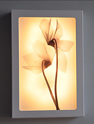 cheap -Modern/Contemporary Wall Lamps & Sconces For Metal Wall Light 110-120V 220-240V 12W