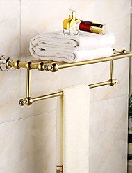 cheap -Towel Racks & Holders Modern Brass