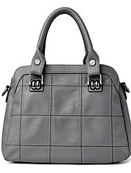 Women PU Formal Office & Career Tote Handbag Shoulder Bag More Colors