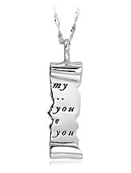 Men's Women's Pendant Necklaces Jewelry Jewelry Synthetic Gemstones Alloy Dangling Style Natural Personalized Euramerican Jewelry For