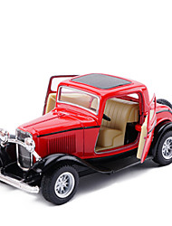 cheap -Pull Back Vehicles Toy Cars Truck Toys Car Metal Alloy Metal Pieces Unisex Gift