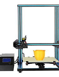 cheap -Creality3D Cr-10 3D Printer Large Size Desktop Diy Printer 150 Mm/S Lcd Screen Display