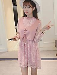 Signe 2016 nouvelle jeune fille coréenne fraîche de Lee