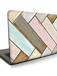 abordables -Para macbook air 11 13 / pro13 15 / pro con retina13 15 / macbook12 cuadrados de costura descrito apple laptop case