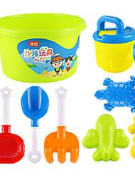 Недорогие -Ролевые игры Игрушки для пляжа Песочные часы Игрушечные машинки Пляжные игрушки Игрушки Игрушки Праздник Оригинальные Веселье Большой