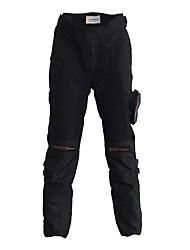 pantaloni lunghi sella a tribù motociclismo moto nera motocross moto protezione off-road pantaloni a cavallo dei pantaloni HP-02