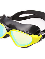 cheap -Swimming Goggles Anti-Fog Anti-Wear Adjustable Size Anti-UV Scratch-resistant Shatter-proof Anti-slip Strap Waterproof Plating Silica Gel