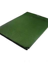 cheap -Inflated Mat Camping Pad Fitness Mat Moistureproof/Moisture Permeability Hiking Camping Traveling Indoor