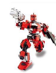 Robot Blocs de Construction Jouets Carré Machine Robot Transformable A Faire Soi-Même Enfant Non spécifié Garçons Pièces