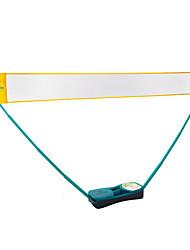 Peteca com Penas Rede para Badminton Postes & Redes para Badminton Raquetes para Badminton Prova-de-Água Fibra de Carbono 1 Peça para