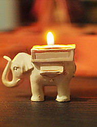 Lucky in Love Lucky Elephant Candy Holder / Place Card Holder / Wedding Party Decor Beter Gifts® Life Style
