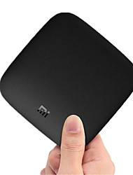 abordables -Xiaomi Cortex-A53 Android Box TV,RAM 2GB ROM 8Go Quad Core WiFi 802.11a WiFi 802.11b WiFi 802.11g WiFi 802.11n WiFi 802.11ac Bluetooth 4.0