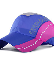 Cap/Beanie Visors Women's Men'sBreathable Quick Dry Ultraviolet Resistant Anti-Eradiation High Breathability (>15,001g) Lightweight