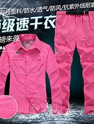 Unisex Maglia da escursione Asciugatura rapida Permeabile all'umidità Traspirante Pantalone/Sovrapantaloni Pantaloni per Campeggio e