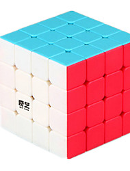 cheap -Rubik's Cube 4*4*4 Smooth Speed Cube Magic Cube Puzzle Cube Smooth Sticker Square Gift