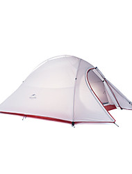 Naturehike 2 persons Tent Double Camping Tent One Room Fold Tent Keep Warm Foldable 4 Season for Camping CM