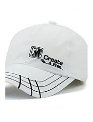 Unisex Men/Women's Cotton Baseball Cap Sun Hat Work Casual Quick/Rapid Drying Cap Summer All Seasons Black/White/Grey/Blue