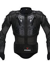 cheap -Mens Mesh Motorcycle Protective Jacket With Armor DUHAN Full Body Protector Gear for Motorbike Racing
