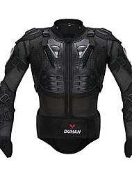 abordables -Chaqueta protectora de malla para hombre con armadura duhan Protector completo de cuerpo para motocicleta