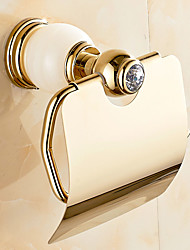 Toilet Paper Holder Contemporary Brass 14cm Toilet Paper Holder Wall Mounted