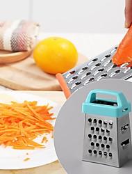 1Pcs  High Quality Useful Mini 4 Sides Multifunction Handheld Grater Slicer Fruit Vegetable Kitchen Tools  Cuisine   Random  Color