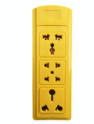250v 16a 3000w 2 Port-Steckdose Wireless 4-Ports-Buchse