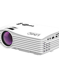 LCD VGA (640x480) Projector,LED 30 Mini Portable HD Projector